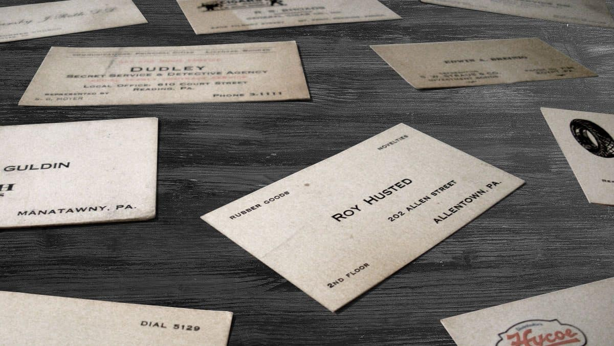 6 brilliant tips for business card design